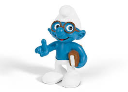 brainy figurine